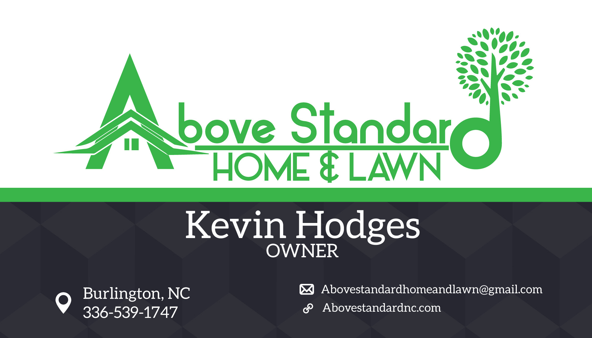 Specializing in residential, commercial repairs, renovations, and lawn care.