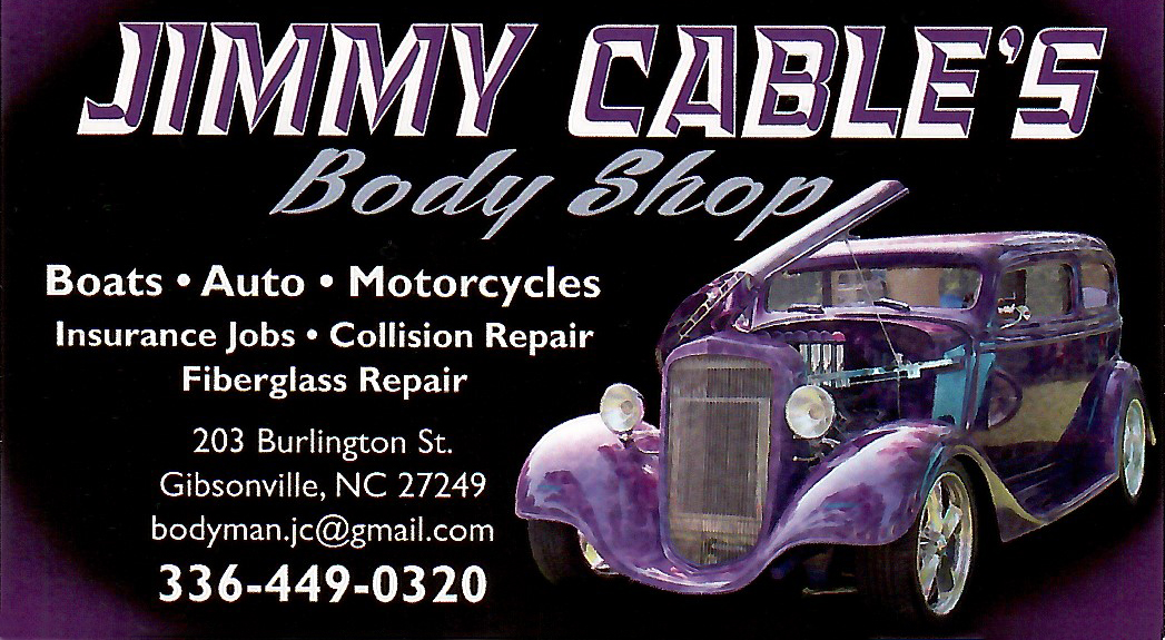 Jimmy Cables Body Shop